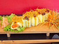 Tamago roll (12 piezas)