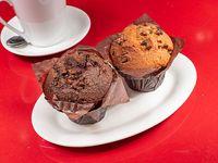 Combo 2C - 2 Muffin + café grande