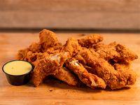 Bandeja chicken fingers - 12 Chicken fingers