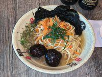 Miso Ramen Vegetariana