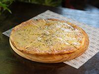 Pizzeta con muzza grande 34cm