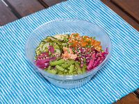 Tropical Salmón Salad