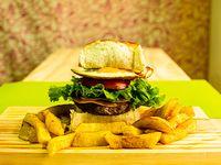 Menú del día - Burger To Go