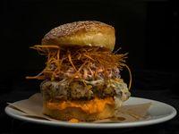 9 - Quinoa burger