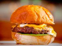 Promo x 2 Cheese Burger