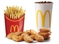 Combo McNuggets (10 unidades)
