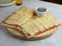 Promo 2 x 1 - Pizza con muzzarella al tacho
