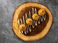 Buñuelos de platano con queso  (4 unidades)