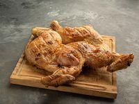Pollo a las brasas