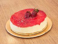 Cheessecake frutilla entera