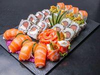 Combinado - Salmone (30 unidades solo salmón)