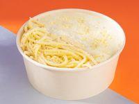 Bowl de Pasta con Salsa de Quesos