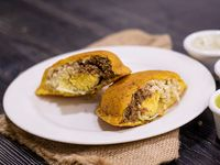 Arepa de Huevo Trifásica ( Carne Huevo y Pollo)