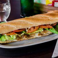 Lomito baguette pollo (para 2)