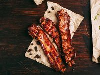 Candied Bacon X3