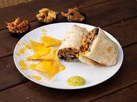 Burrito Tres Carnes
