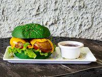 Hamburguesa del Jardín (Vegetariana)