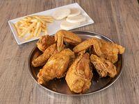 1 Pollo Broaster (8 Presas)