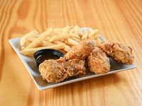 Chicken wings (4 unidades)