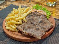 Bife de chorizo + guarnición