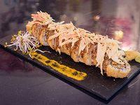 Tiger tempura roll