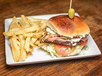 Burger completa