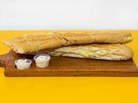 Sándwich Especial Completo