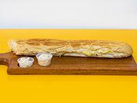Sándwich Pernil de Cerdo Medio 33 cm