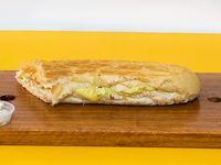 Sándwich Pernil de Cerdo personal 22 cm
