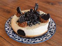 Cheesecake de Oreo (torta grande)