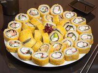 Promo - 40 piezas hot (tempura)