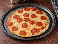 Pizza Guns N' Roses Pepperoni