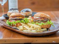 Combo - Burger team (para 2 personas)