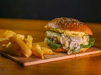 Burger Dijón