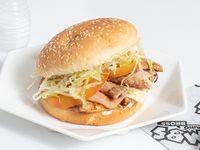 Hamburguesa Especial de Pollo R