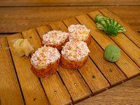 Hot surimi roll (8 unidades)