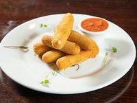 Mozzarella bits (5 unidades)