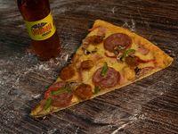 Pizza Personal Especial de Carnes