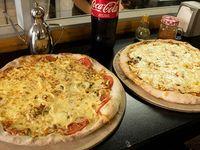 Promo - 2 pizzas aro 20 + bebida 1.5 L