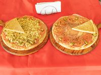 Promo 3 - Pizza napolitana + pizza con huevo + pizza muzzarella