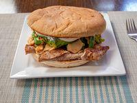 Sándwich de churrasco Bistro