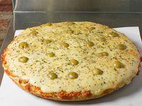 Nº 2 - Pizza mozzarella