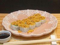 Roll especial almond (9 unidades)