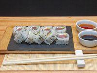 Roll premium tuna Phila (9 unidades)