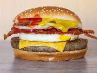 Huevo & Bacon XL
