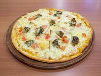 Pizza grilled vegetables grande