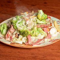 Chop suey combinación