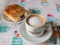 Café + 2 medialunas