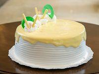 Crema de limón (10 - 15 personas)