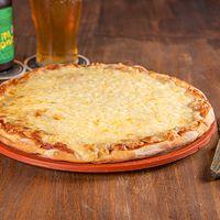 Pizzeta con muzzarrela